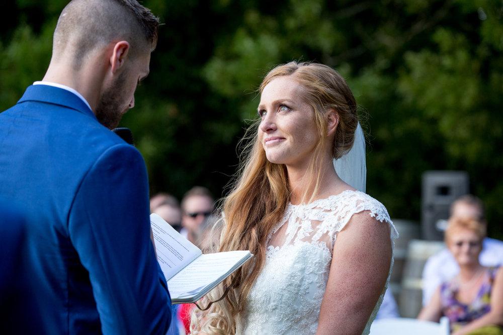 The Vows | Astra Bride Keri