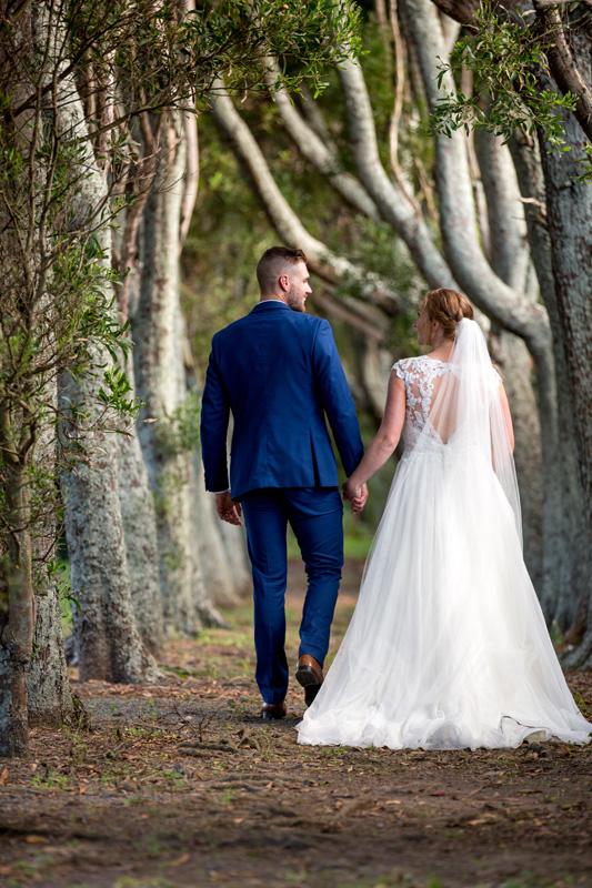 Woodland Walk | Astra Bride Keri