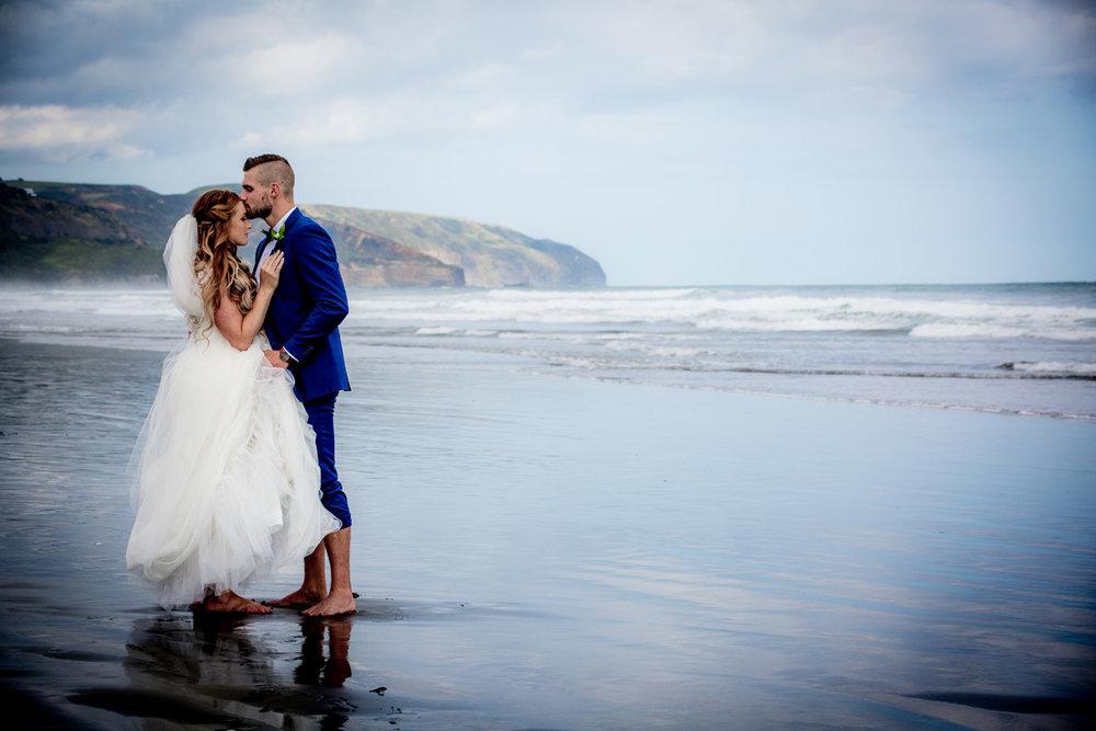 Romantic Beach Shot | Astra Bride Keri