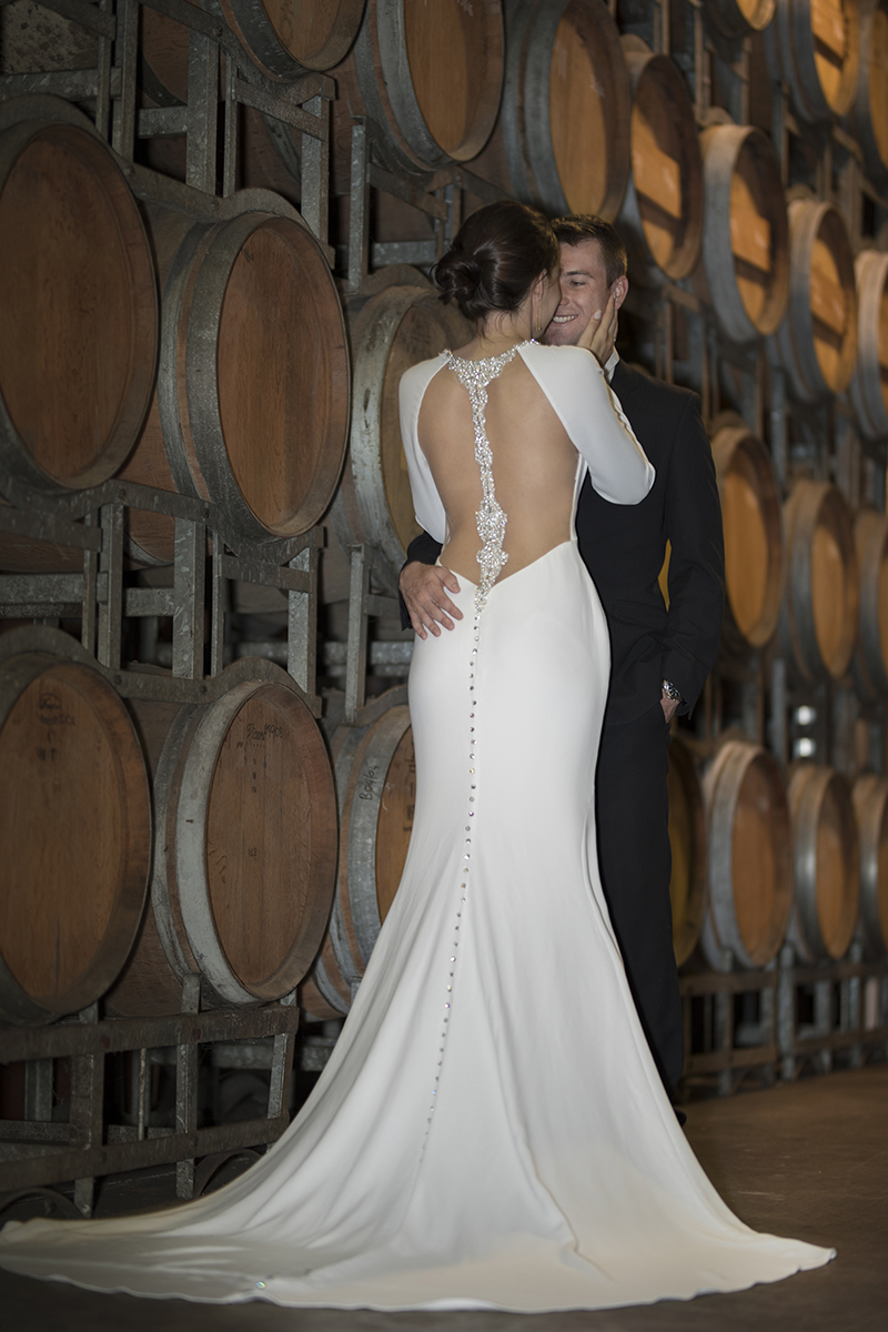 Sottero and Midgley Arleigh | Soljans Wine Estate | Andy Chueh Photography |