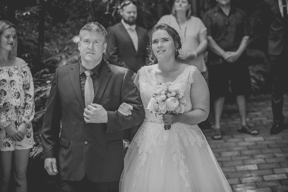 Dad & Daughter | Astra Bride Jess