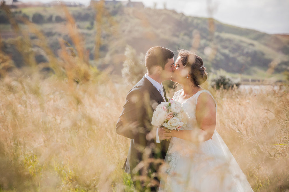 First Kiss | Astra Bride Jess