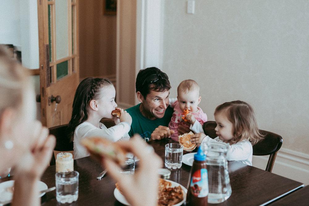 Excited Children | Astra Bride Sonja