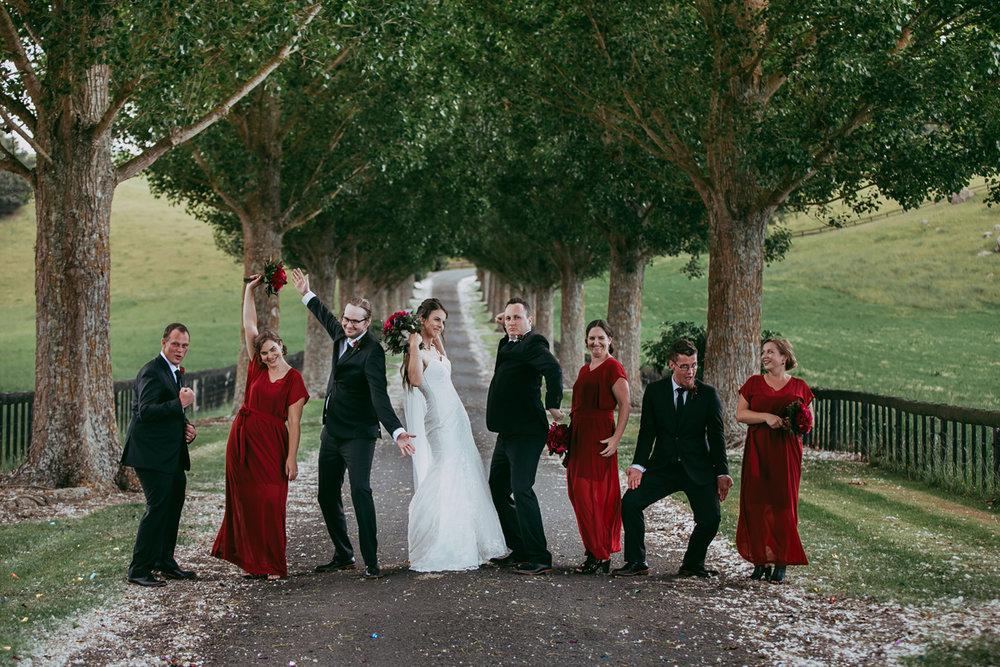 Bridal Party Fun | Astra Bride Sonja