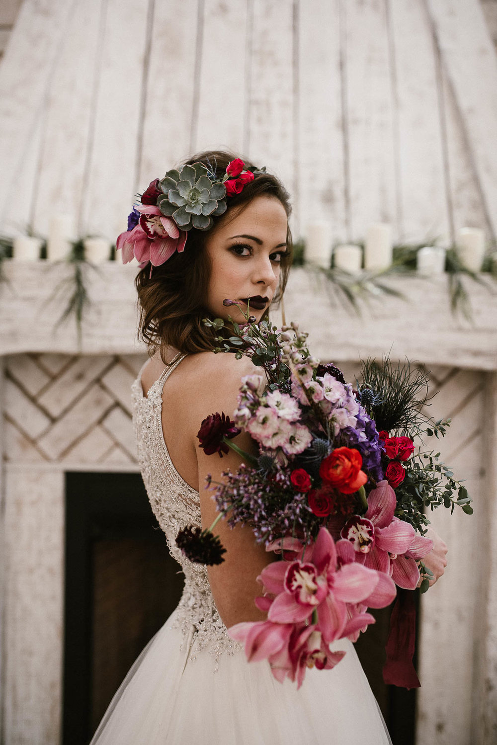 Jewel-toned Princess -