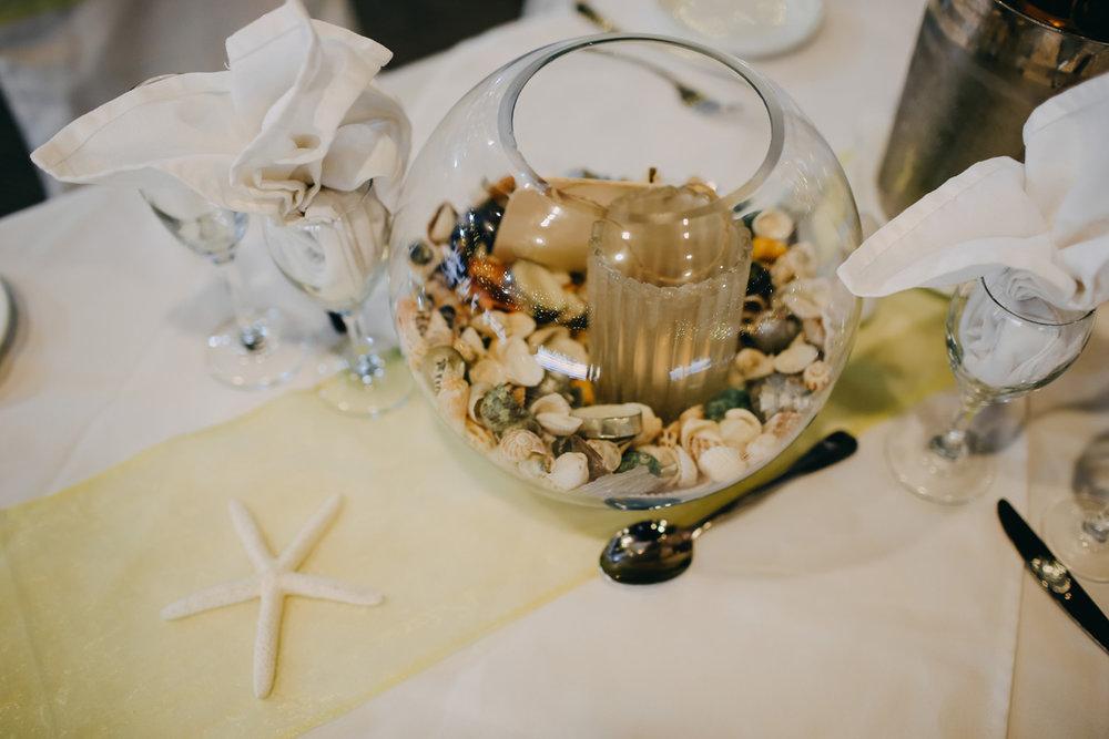 Table Centre Piece | Astra Bride Marcia