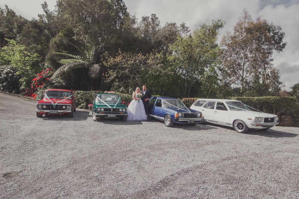 Rotary Cars | Bridal Outlet Bride Kelley