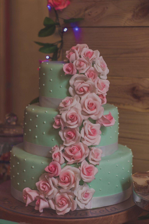 The Cake | Bridal Outlet Bride Kelley