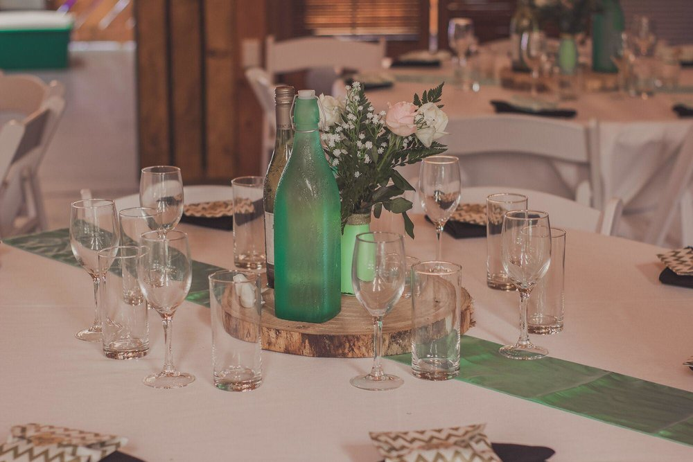 Table Setting | Bridal Outlet Bride Kelley