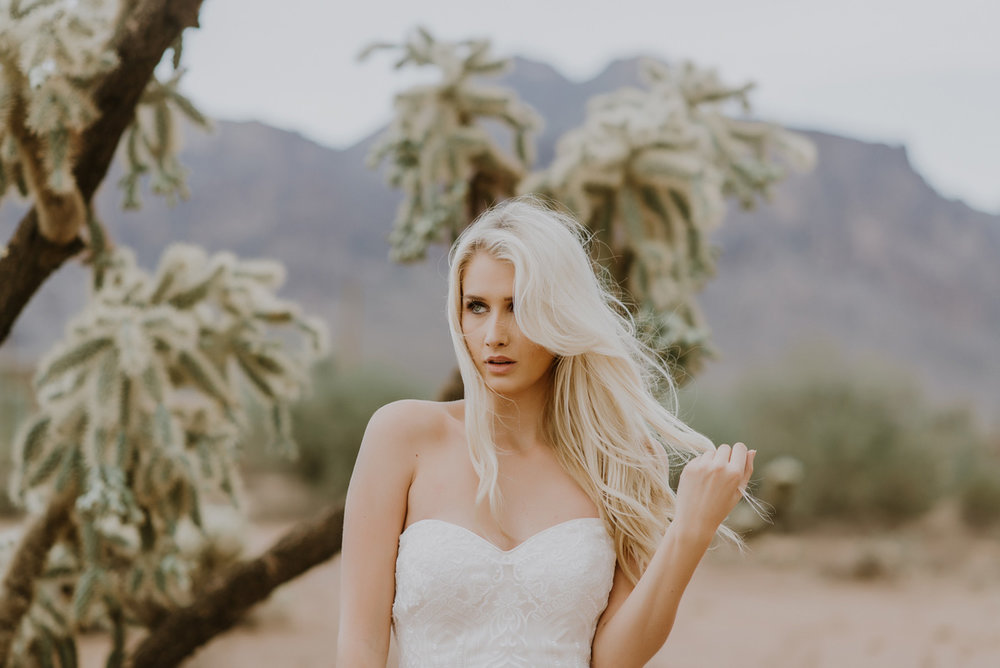 Bodice shot | Desert Shoot Fredericka