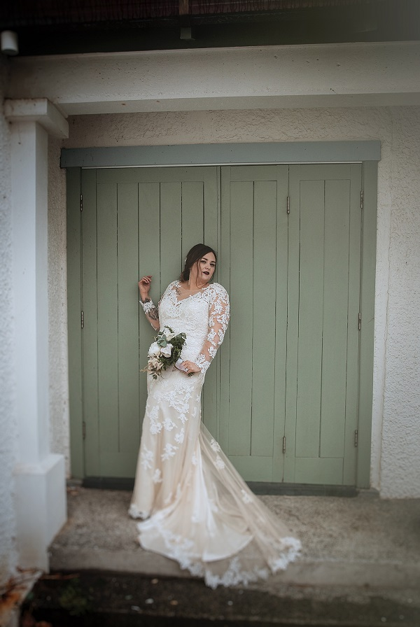 Why did you choose your dress? - I felt beautiful - it felt right. My Astra Bridal experience was so special because of Dee 100% Dee!  I cried with this amazing lady, laughed with her and felt 100% comfortable with her amazing aura.  She is like the mother I never had!
