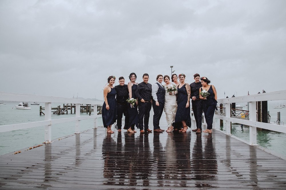Not even rain could stop us |Astra Bride Jessica