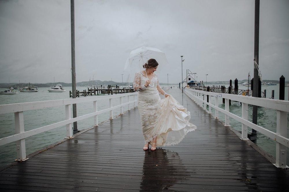 Rainy Day Bride | Astra Bride Jessica