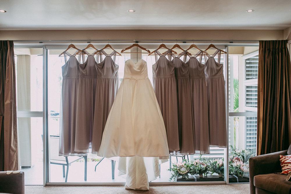 Bridesmaid Dresses | Paihia Wedding | Astra Bridal | Maggie Sottero - Taiya | Jess Burges Photography