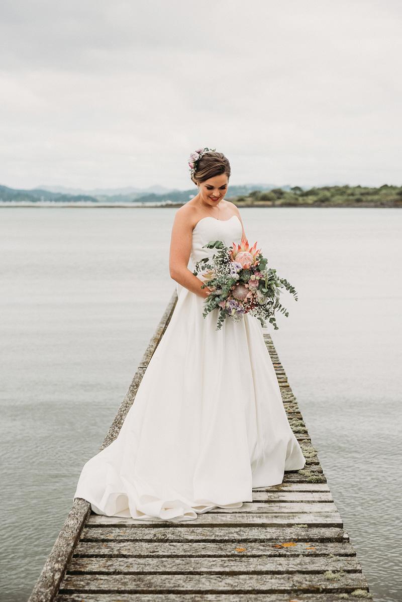 Ball Gown Wedding Dress | Rustic Wedding | Astra Bridal | Maggie Sottero - Taiya | Jess Burges Photography