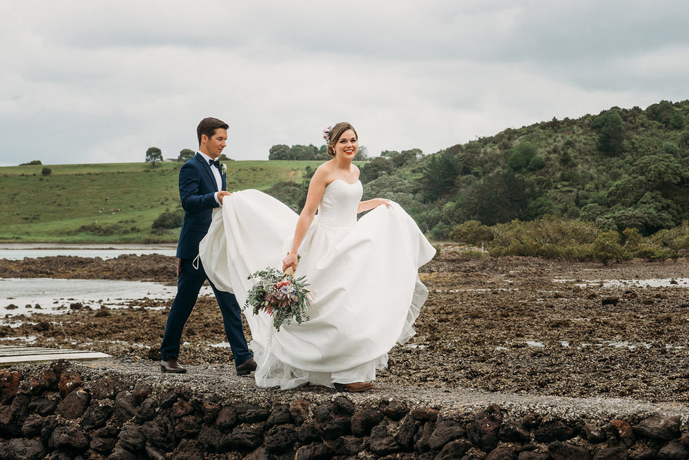 Bride and Groom | Rustic Wedding | Astra Bridal | Maggie Sottero - Taiya | Jess Burges Photography