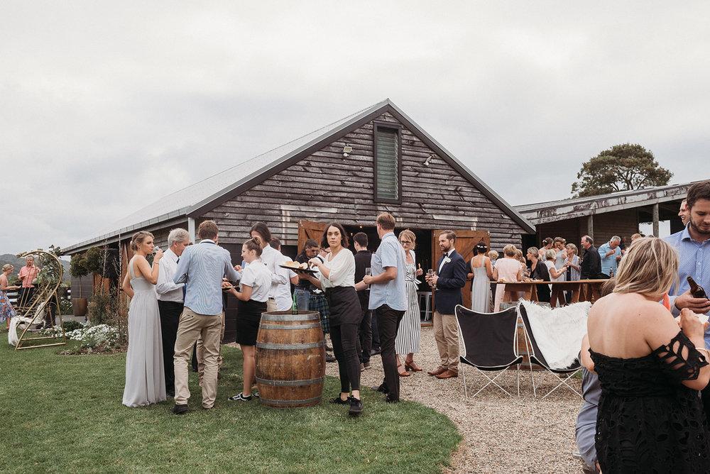 Barn Reception | Rustic Wedding | Astra Bridal | Maggie Sottero - Taiya | Jess Burges Photography