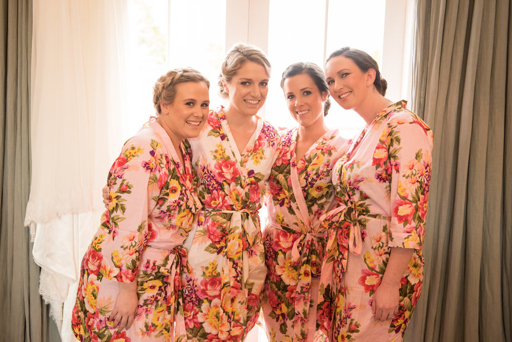 The Girls in Robes | Astra Bride Sarah