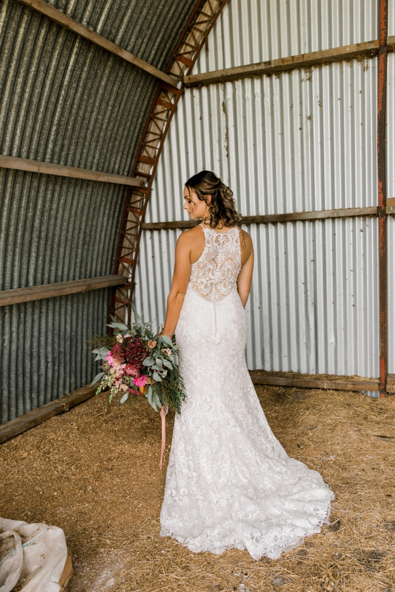 Farm Bride | Astra Bridal | Sottero & Midgley - Zayn | matamata country blush styled shoot (C) Sweet Events Photography 2018-1064.jpg