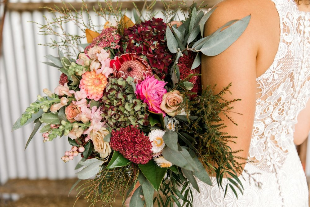 Jewel Toned Floral | Astra Bridal | Sottero & Midgley - Zayn | matamata country blush styled shoot (C) Sweet Events Photography 2018-1064.jpg