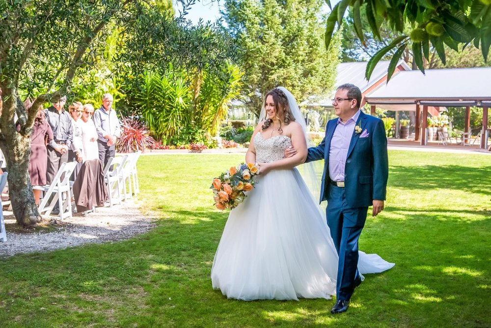 Garden Wedding | Tulle Skirt Wedding Gown | Markovina Vineyard Wedding | Astra Bridal | Maggie Sottero Esme | Dreamlife Photography