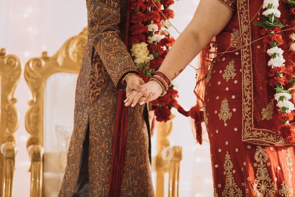 Hindu Wedding Attire | Indian Wedding | Bonny 1420 | Astra Bridal | Candy Capco Photography