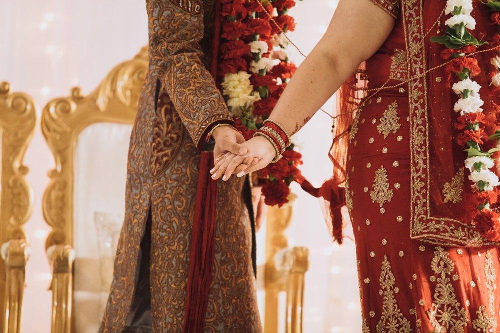 Hindu Wedding Attire | Indian Wedding | Bonny 1420 | Astra Bridal | Candy Capco Photography