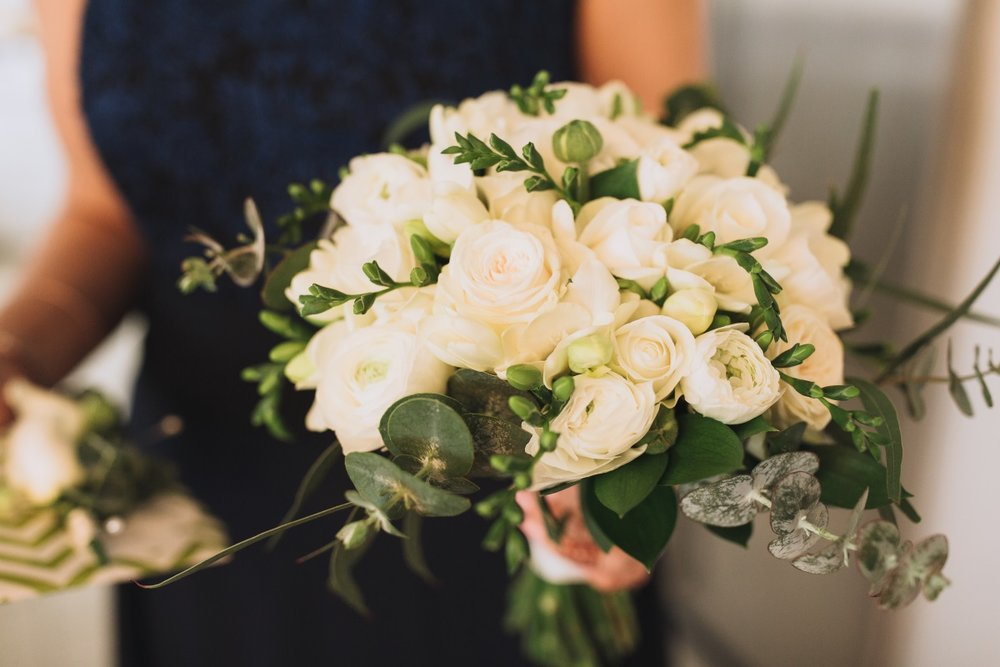 Bridal Bouquet | Classic Urban Wedding | Indian Wedding | Bonny 1420 | Astra Bridal | Candy Capco Photography