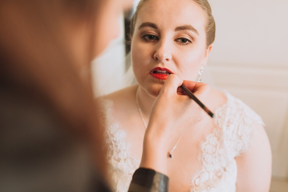 Bridal Makeup | Classic Urban Wedding | Indian Wedding | Bonny 1420 | Astra Bridal | Candy Capco Photography