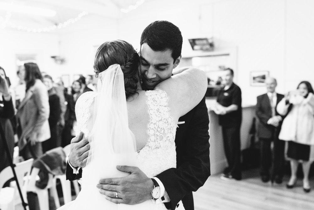 Wedding Vows | Classic Urban Wedding | Indian Wedding | Bonny 1420 | Astra Bridal | Candy Capco Photography