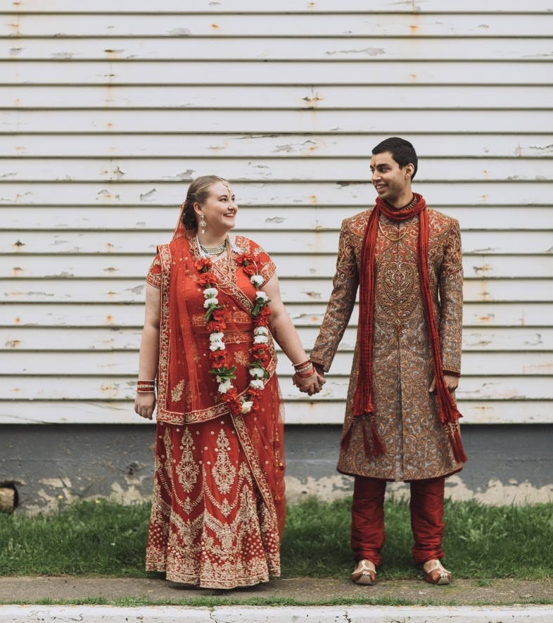 Wellington Boat Shed | Indian Wedding | Bonny 1420 | Astra Bridal | Candy Capco Photography