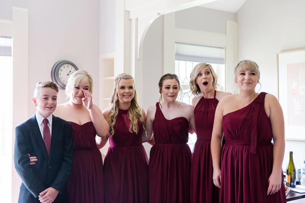 Bridesmaids Dresses | Astra Bride Lauren