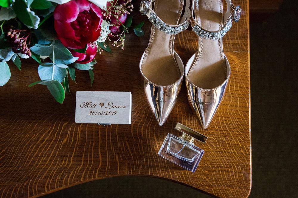 Wedding Shoes | Astra Bride Lauren