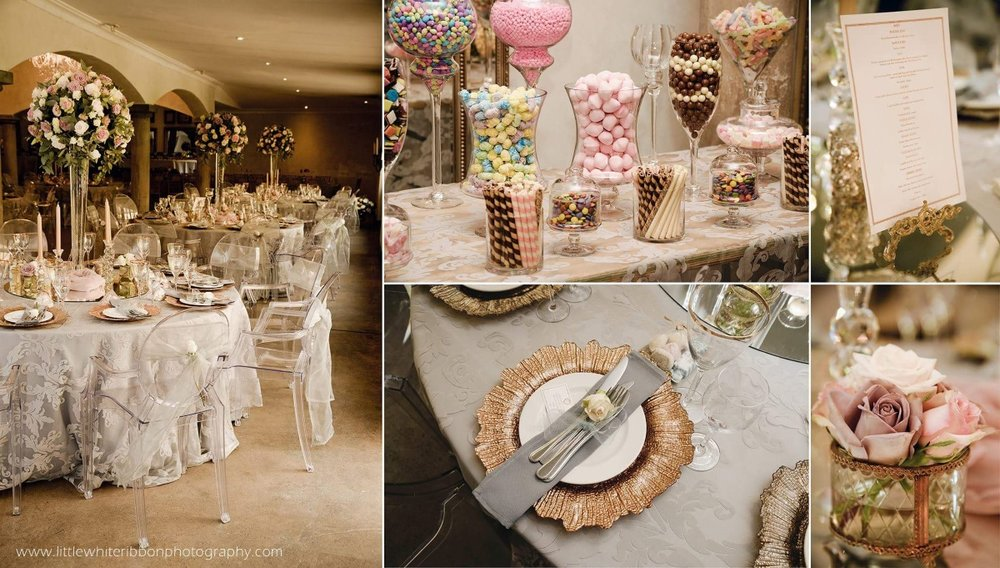 Wedding Candy Bar | Astra Bridal | Maggie Sottero | Avianto Estate | Little White Ribbon Photography