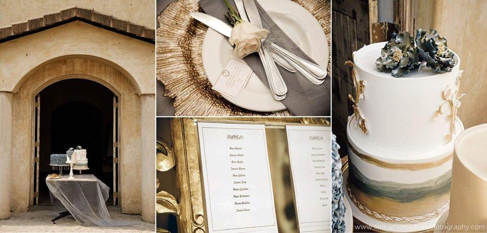 Wedding Cake | Astra Bridal | Maggie Sottero | Avianto Estate | Little White Ribbon Photography