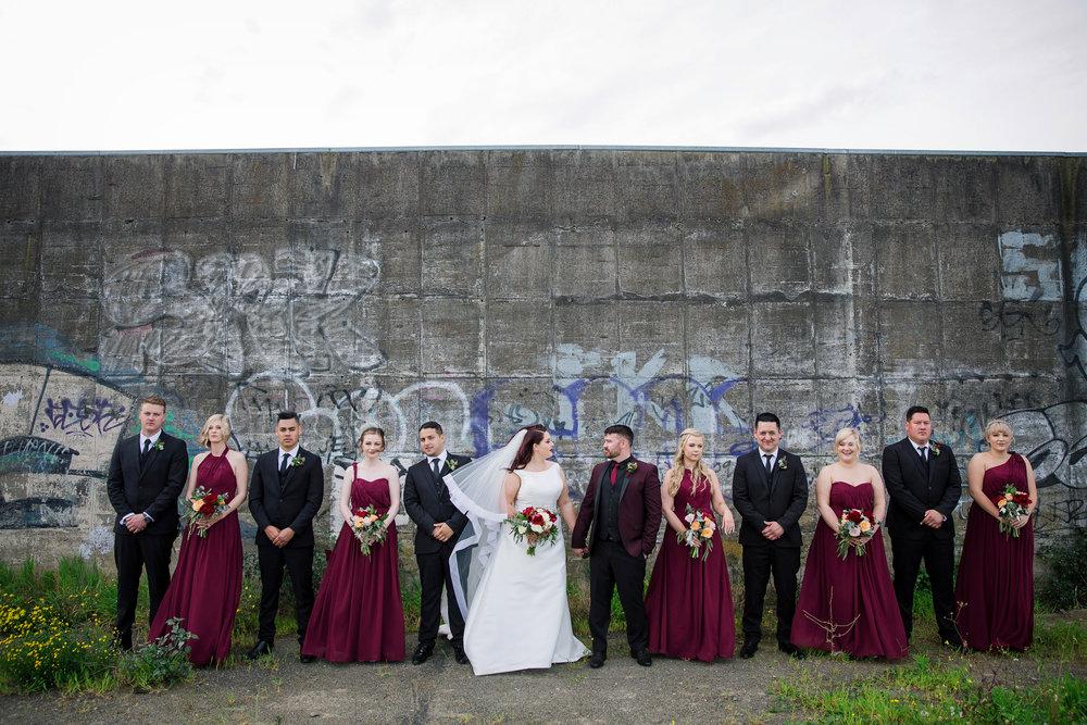 The Bridal Party | Astra Bride Lauren