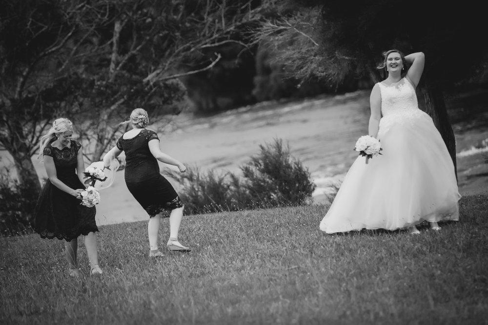 Lace Ball Gown Wedding Dress | Bonny Bridal - 630 | Astra Bridal | Puketona Farms, Puketona, Bay of Islands| GDR Photography
