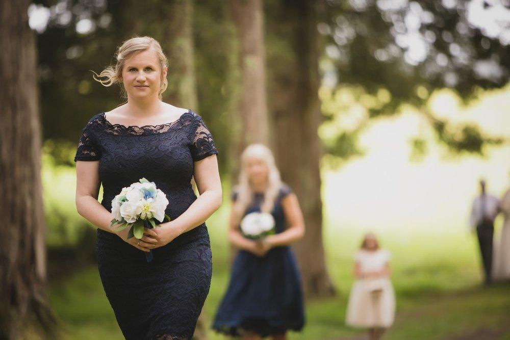 Navy Bridesmaids | Bonny Bridal - 630 | Astra Bridal | Puketona Farms, Puketona, Bay of Islands| GDR Photography