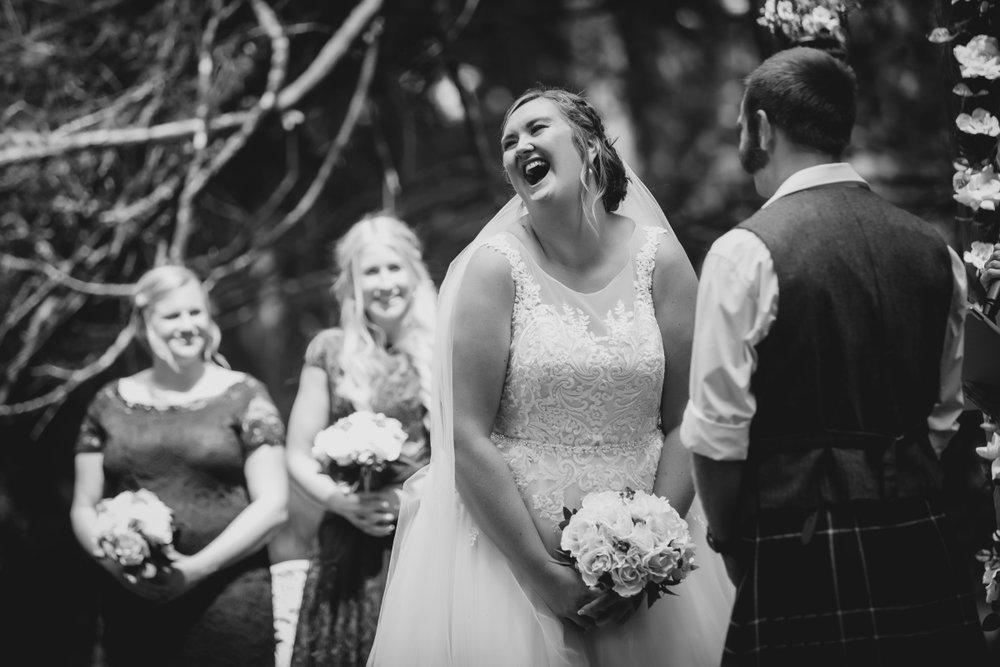 Happy Bride | Bonny Bridal - 630 | Astra Bridal | Puketona Farms, Puketona, Bay of Islands| GDR Photography