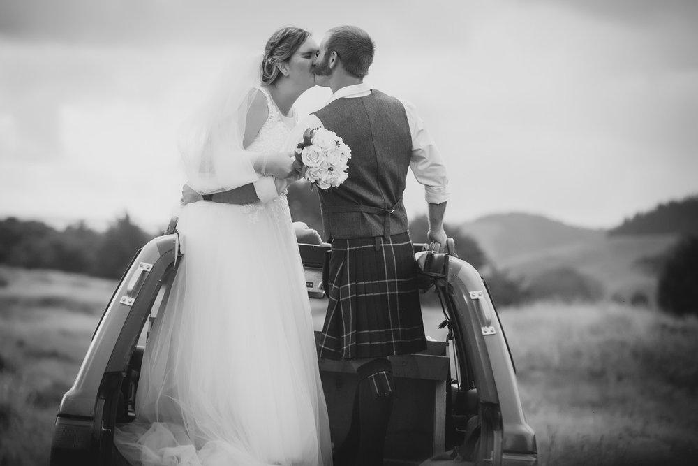 Bridal Bouquet | Kilt | | Bonny Bridal - 630 | Astra Bridal | Puketona Farms, Puketona, Bay of Islands| GDR Photography