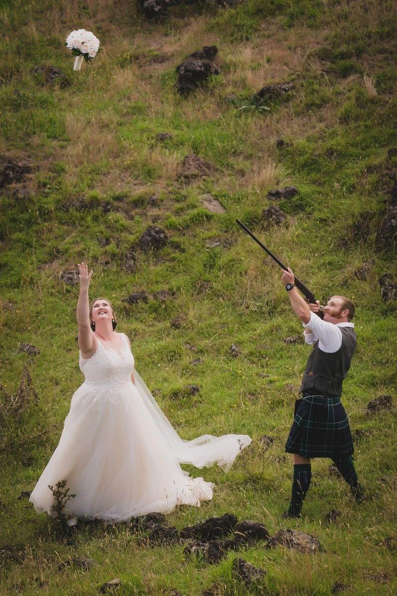 Bridal Bouquet | Hunter Groom | | Bonny Bridal - 630 | Astra Bridal | Puketona Farms, Puketona, Bay of Islands| GDR Photography