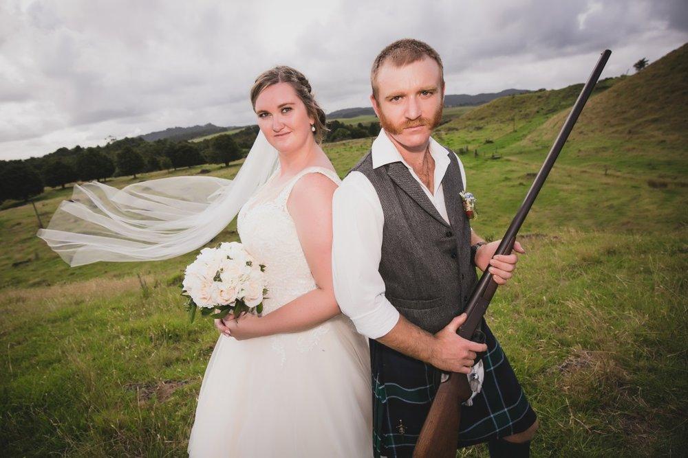 Character Wedding | Bonny Bridal - 630 | Astra Bridal | Puketona Farms, Puketona, Bay of Islands| GDR Photography