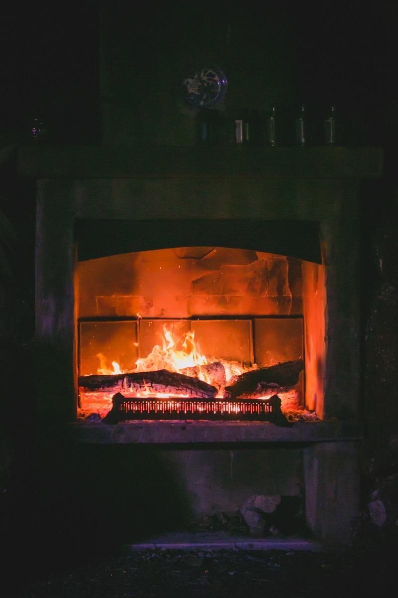 Reception Fire | Bonny Bridal - 630 | Astra Bridal | Puketona Farms, Puketona, Bay of Islands| GDR Photography
