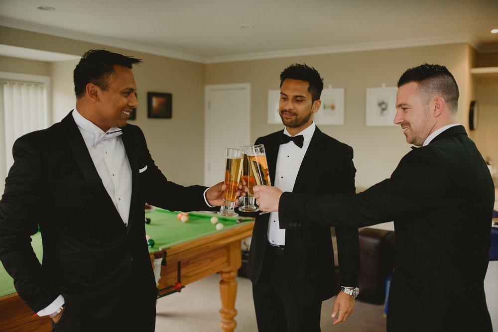 A toast to the Groom | Astra Bride Alecia