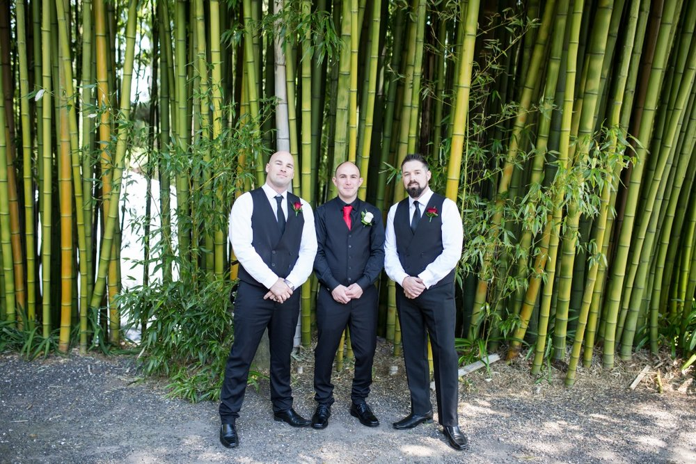 Groomsmen | Astra Bridal | Christina Rossi | Fountain Gardens, Te Puna | Jackie O Photography