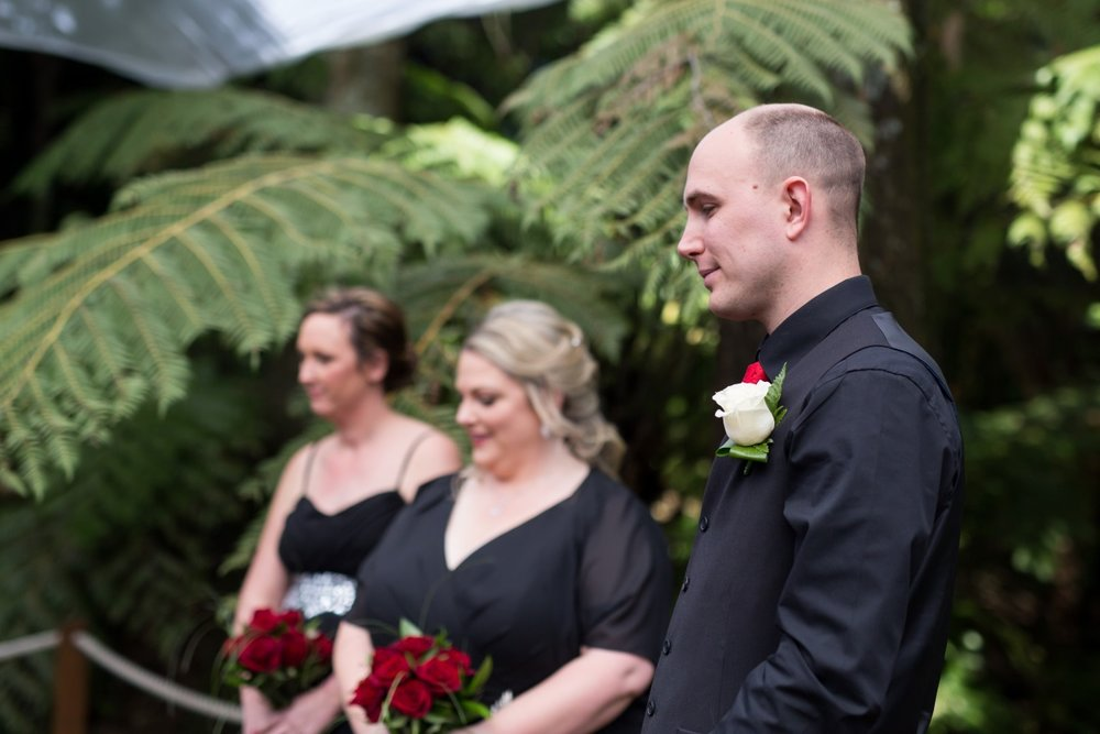 Groom | Astra Bridal | Christina Rossi | Fountain Gardens, Te Puna | Jackie O Photography