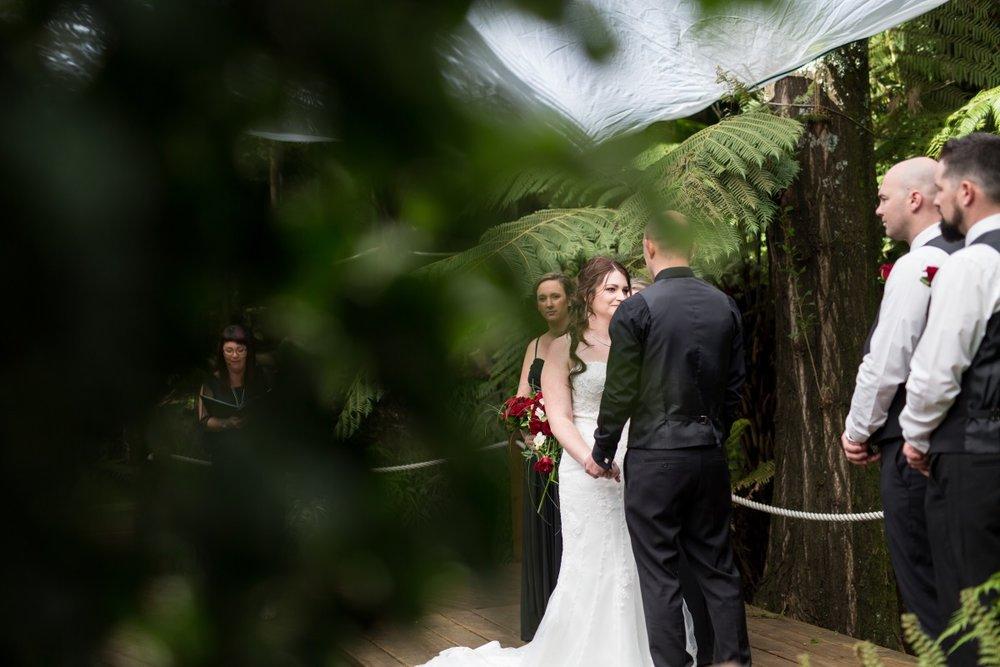 Fern Garden Wedding   Astra Bridal   Christina Rossi   Fountain Gardens, Te Puna   Jackie O Photography