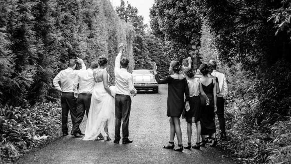 Bridal Party | Astra Bridal | Maggie Sottero | The Boatshed Café, Karapiro | Jay Drew Photography