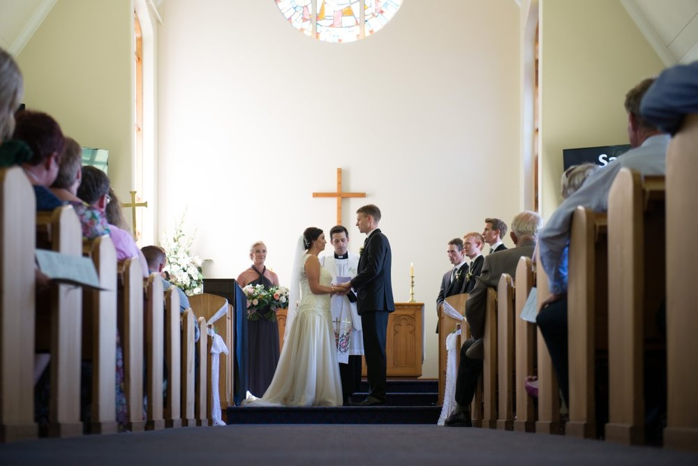 Church Wedding | Astra Bridal | Christina Rossi | Black Barn Winery | Shar Hays Photography