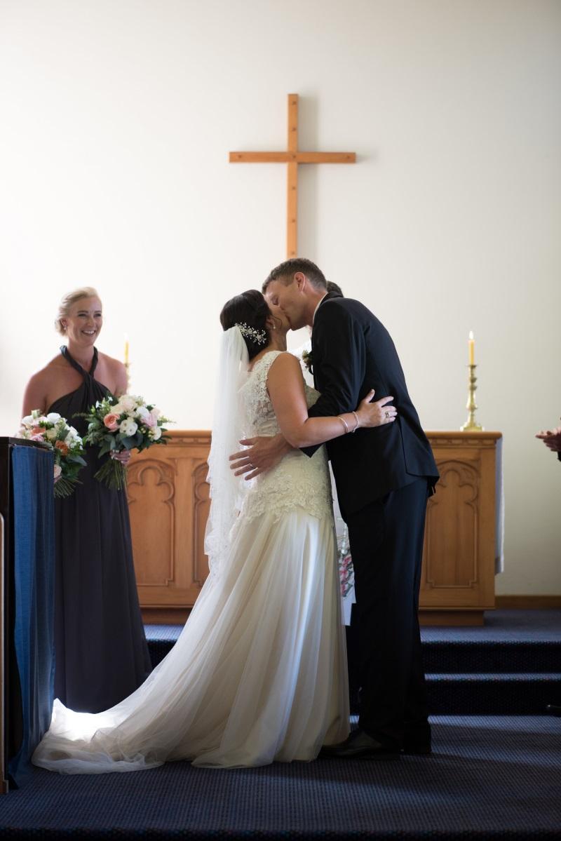 Tulle Wedding Dress | Astra Bridal | Christina Rossi | Black Barn Winery | Shar Hays Photography